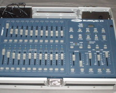 24 CHANNEL LIGHT CONTROL PANEL