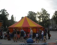 Lightweight Circus Tent