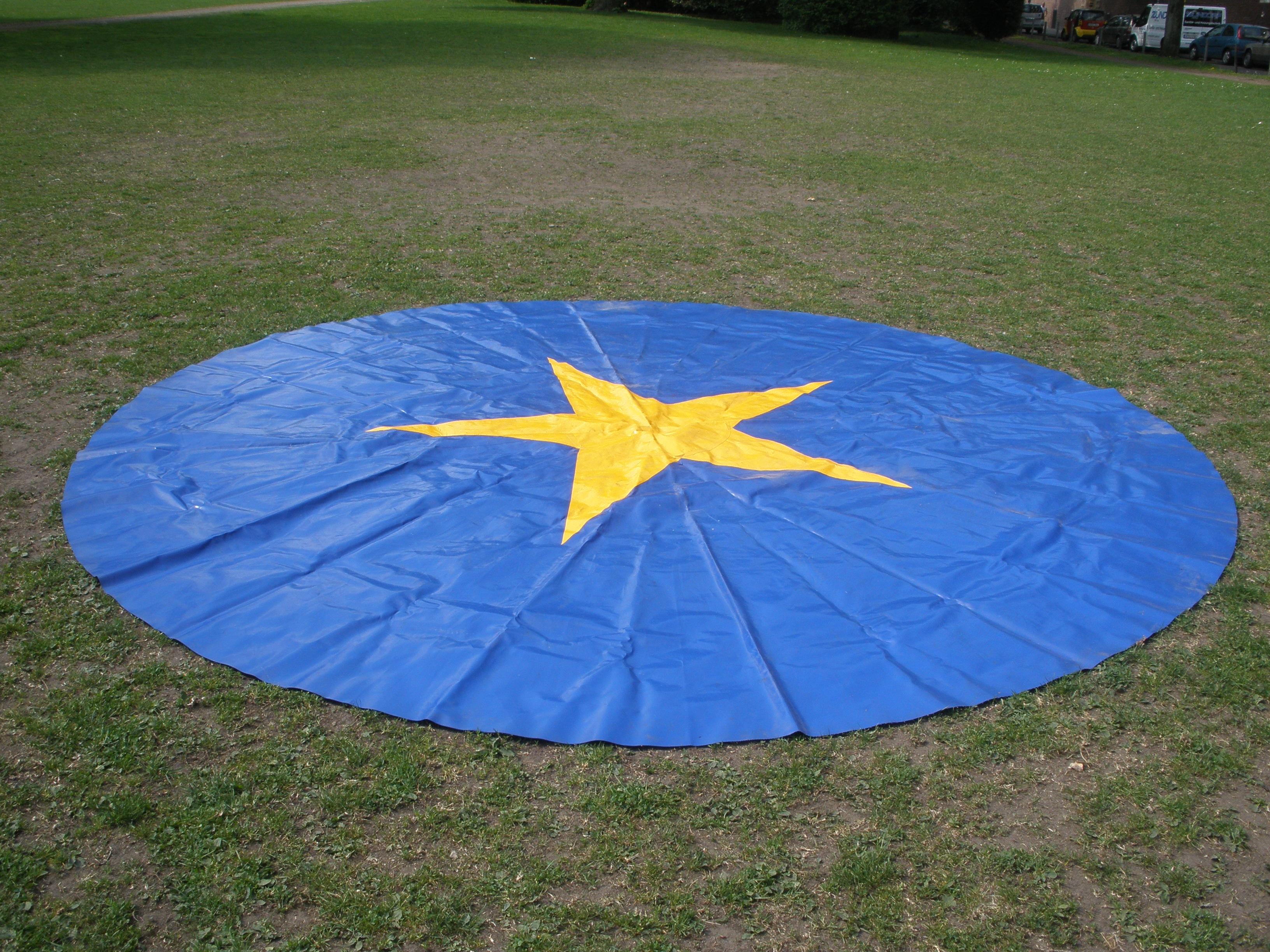 circus carpet 4,5m circusevents koeln 2