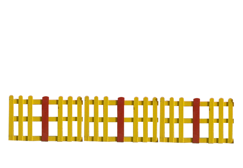 Circusevents Koeln decorative fence