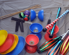 juggling equipment
