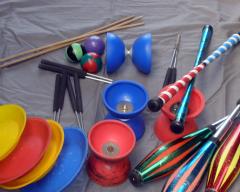 juggling equipment