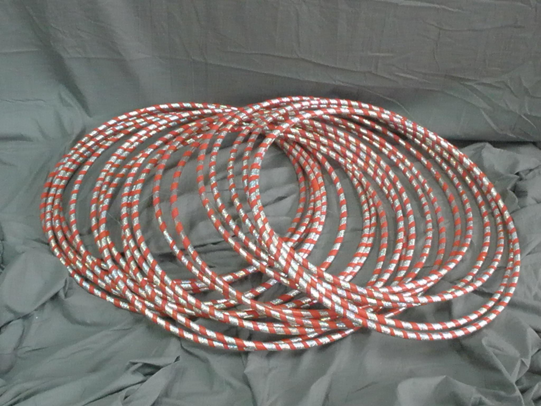 Circusevents Koeln Hula Hoop tire