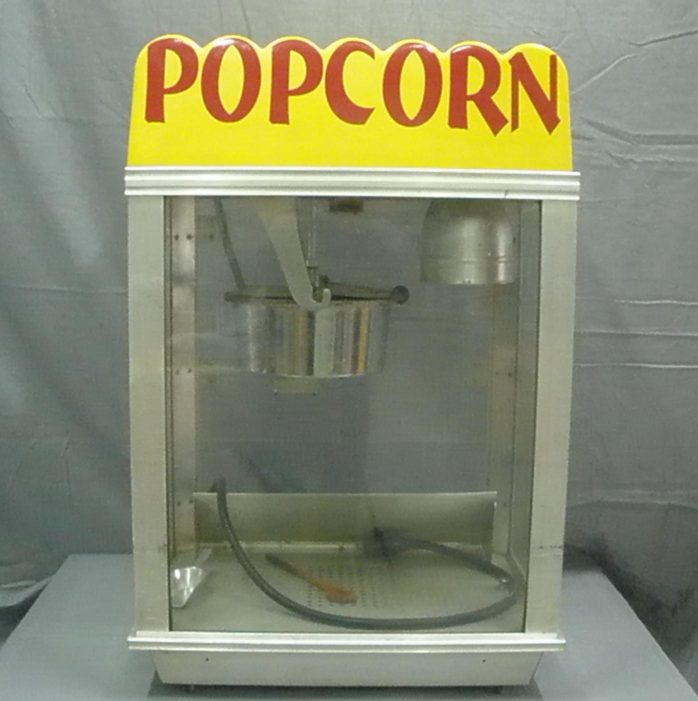 Circusevents Koeln Popcorn Machine 14 oz