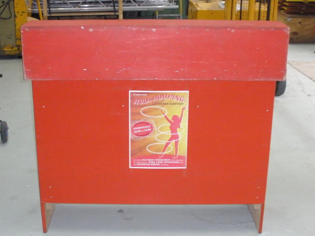 sales counter circusevcents koeln 2