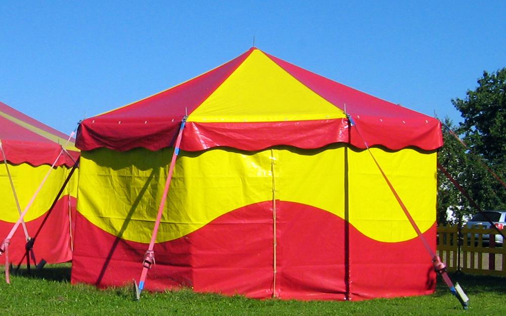 Circusevents Köln Zirkuszelt 1rund 5m 1 Mast