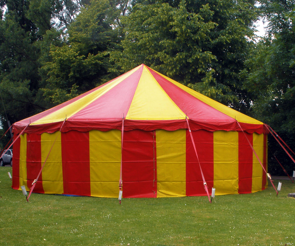 ... Circusevents Köln Zelt 3 10m rund 1 Mast Circus Tent & Circus Equipment u203a Circus tent u0026 circus decoration rental or book ...