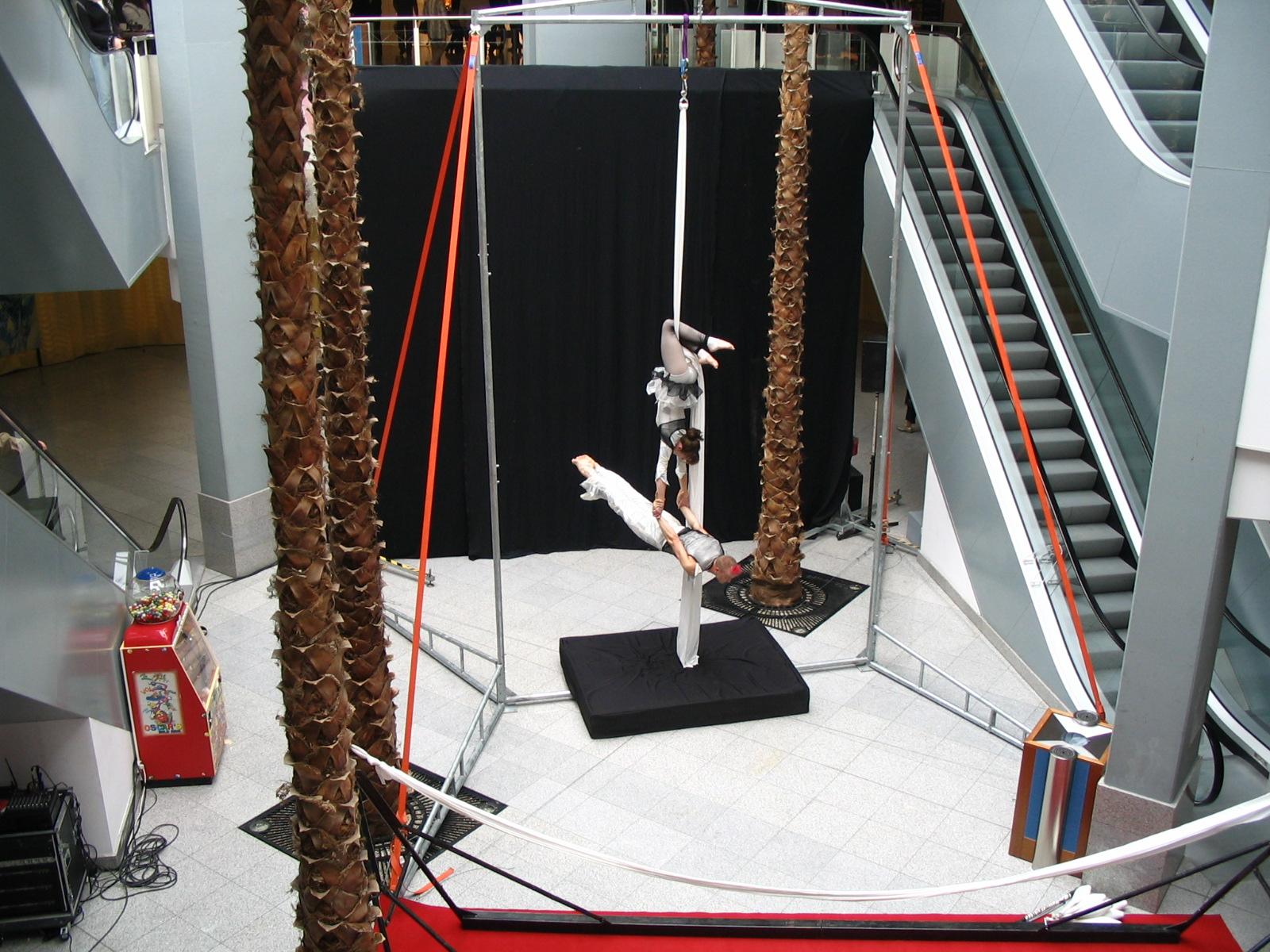 Circusevents Koeln Trapeze Unit